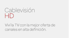 Banner CablevisionHD